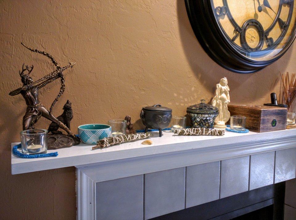 Kate's Altar